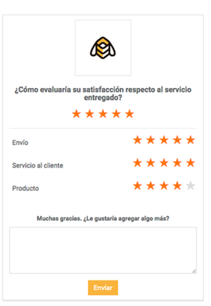 Quejas de clientes satisfaccion