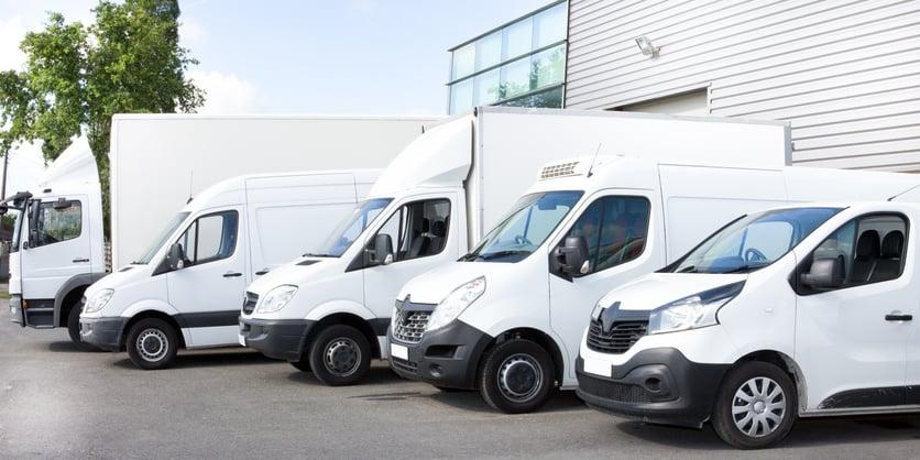 Trafico y logistica cadena de suministro