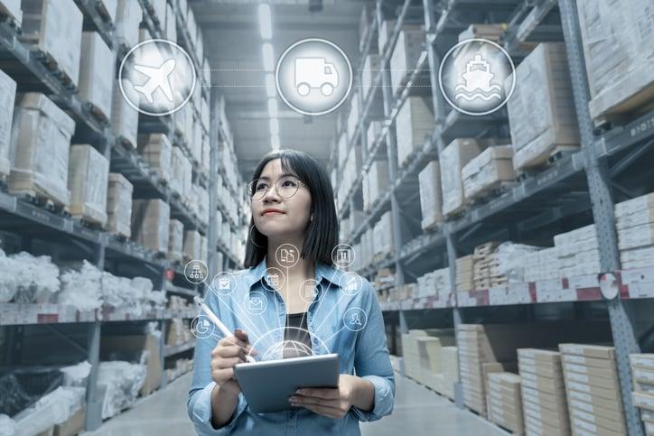 industria logistica objetivos
