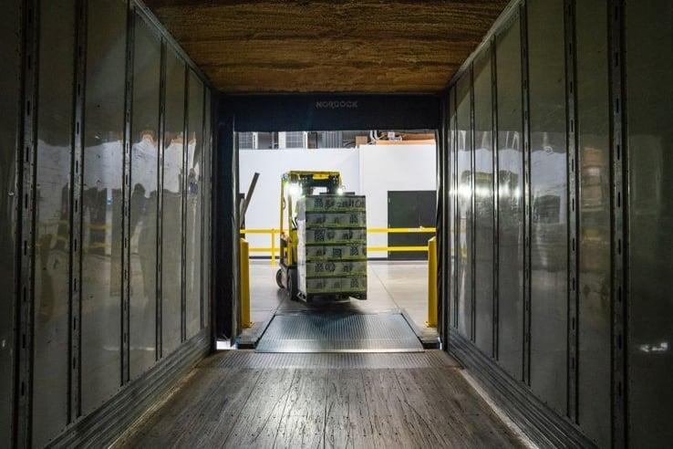 picking y packing almacén