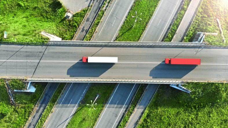 tipos de transporte logistico