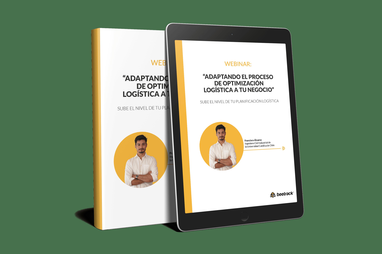 Webinar Adaptando el proceso de optimización logística a tu negocio