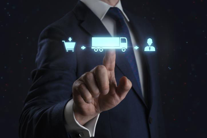 Cadena de distribución logística 4.0: blockchain, IoT y rastreo satelital