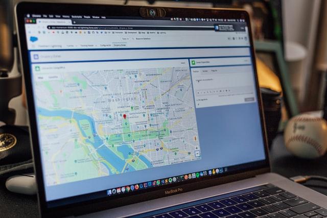 Calcular ruta con un planificador de rutas y Google Maps