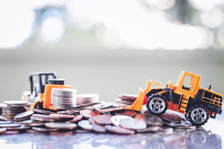 Costos del transporte terrestre de carga logística: ejemplos y tipos