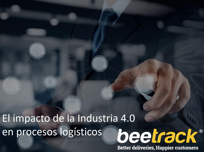 El impacto de la Industria 4.0 en procesos logísticos