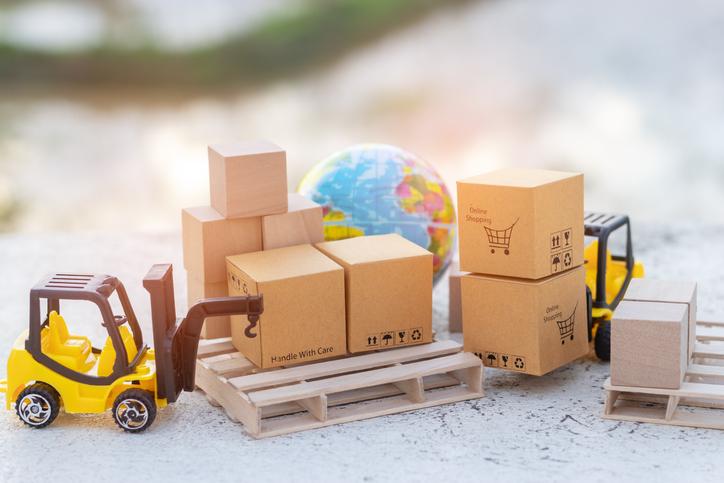 Componentes de la logística y sus elementos de gestión de transporte