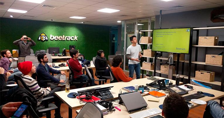 Beetrack lanza un nuevo ciclo de Meetups