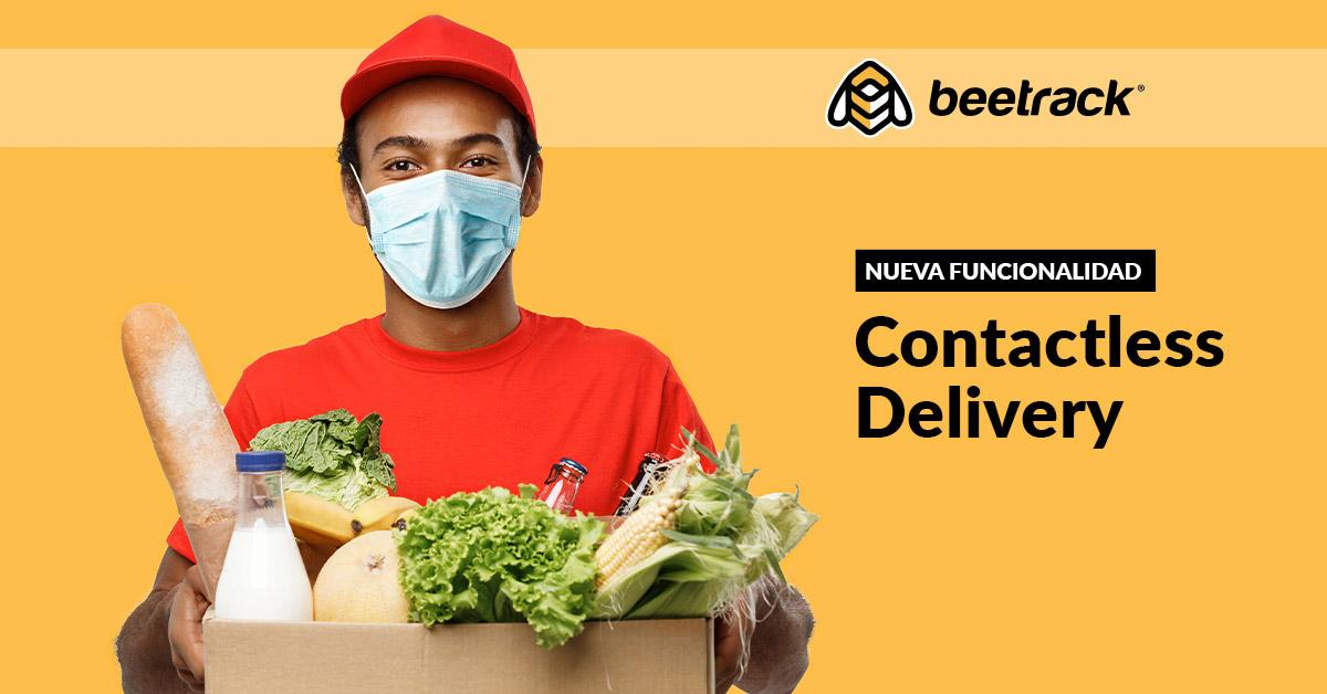 Contactless delivery: una herramienta de protección frente a la Covid-19
