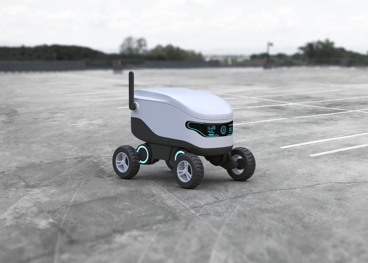 Delivery Robots: un paso más en la protección contra la covid-19
