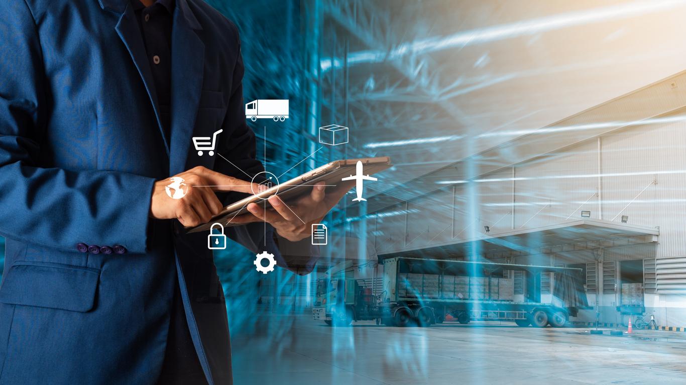 Impacto de la tecnología de la información en la logística