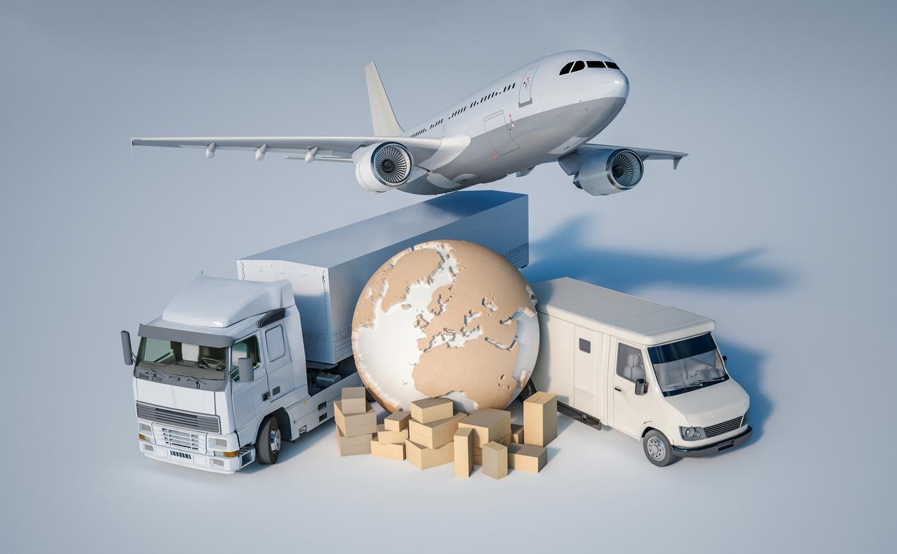 La distribución de mercancías en el proceso logístico