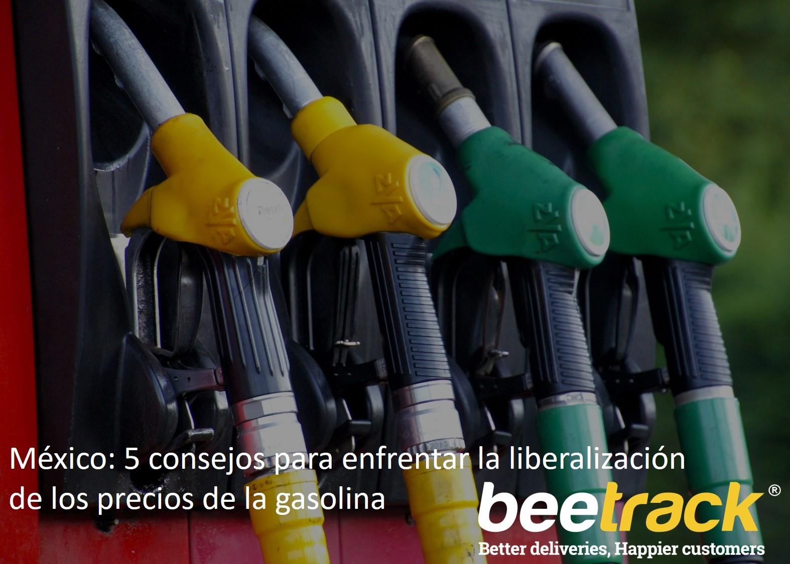 México: 5 consejos para enfrentar la liberalización de los precios de la gasolina
