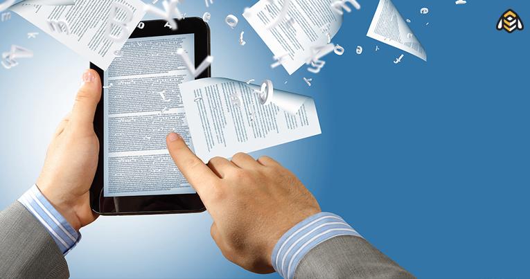 Hacia una industria cada vez más paperless