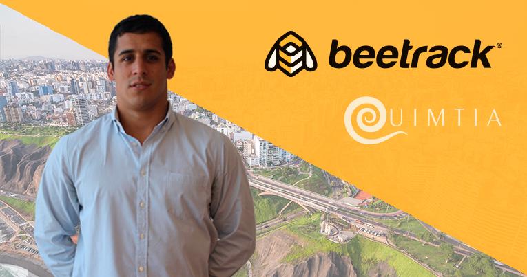 Perú: Beetrack llega a Quimtia para revolucionar su operación logística