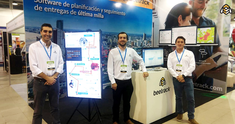 Beetrack presente en Prologitec Summit en Ecuador