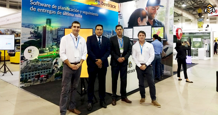 Beetrack entre las nuevas tecnologías que mueven a Ecuador