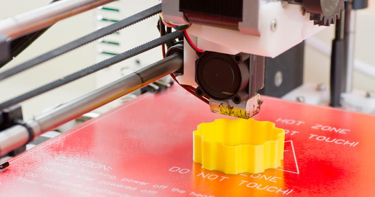 Revolucionando los procesos logísticos con impresoras 3D