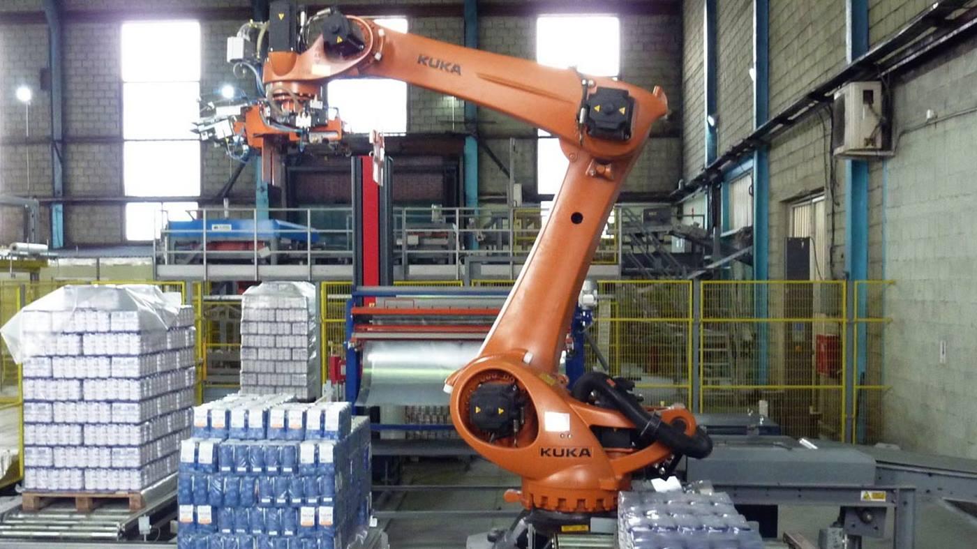 Robótica industrial y automatización: ¿cómo están revolucionando la logística?